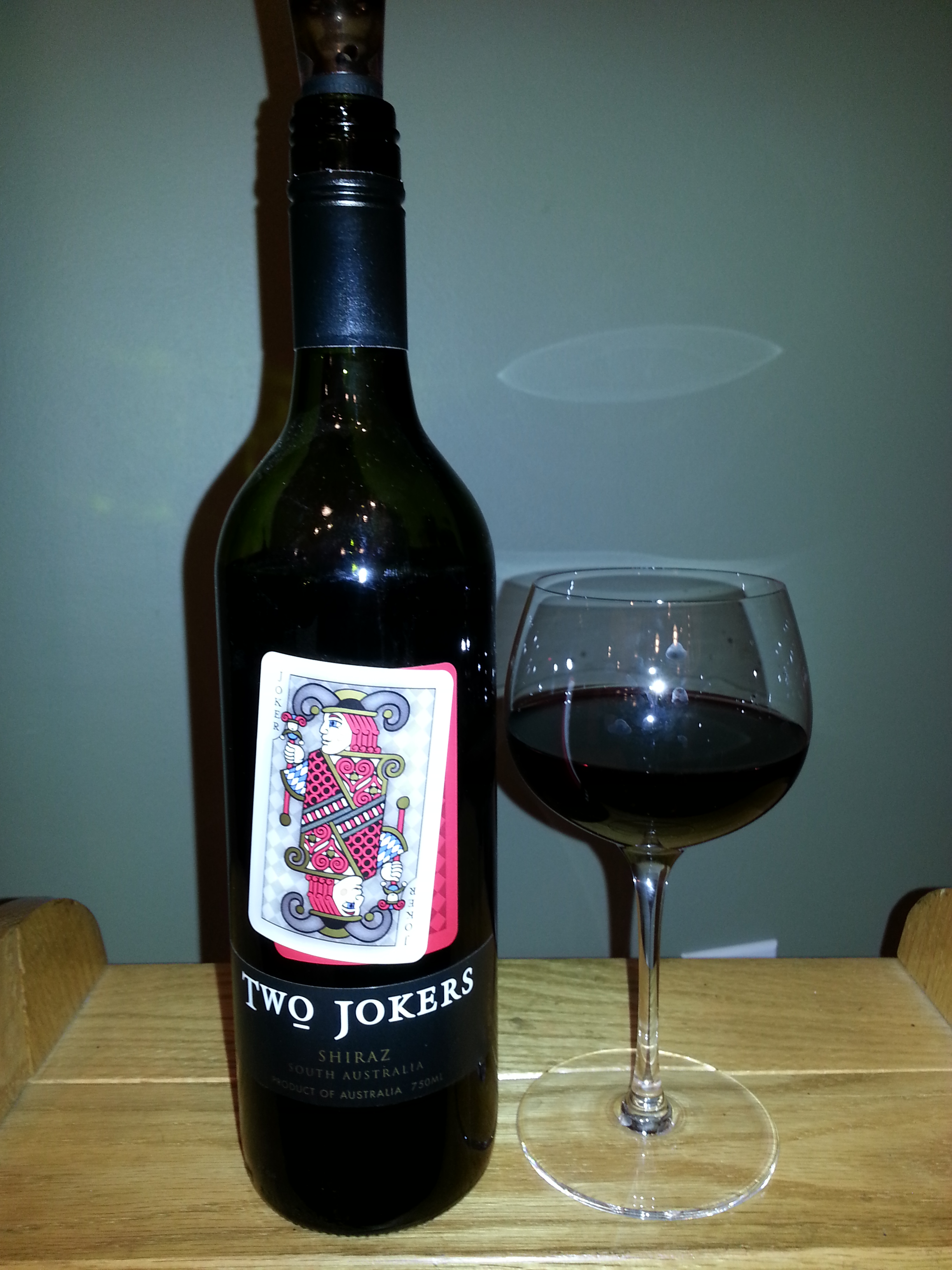 Two Jokers Shiraz (2009)