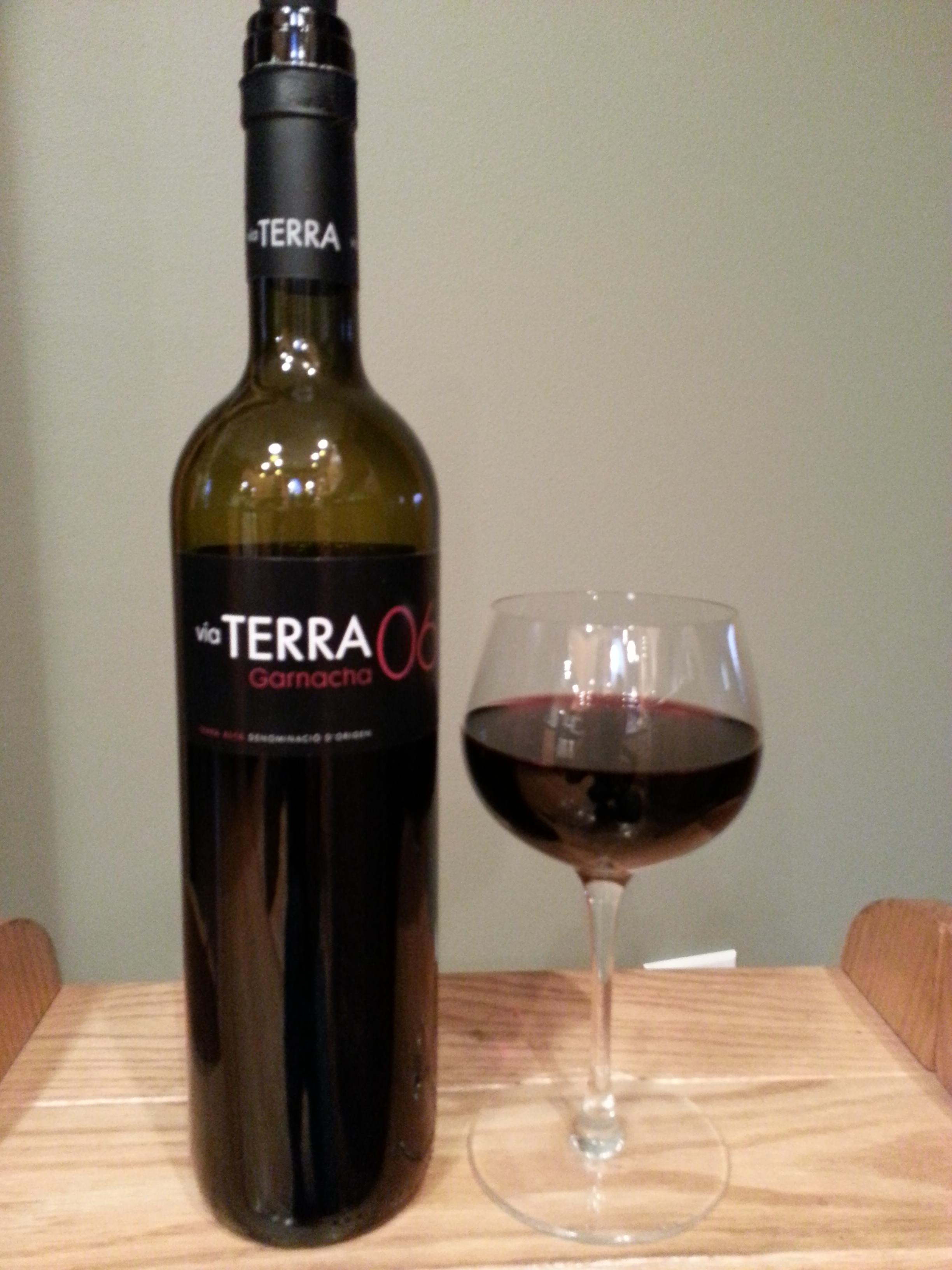 Edetria Terra Alta via Terra (2006)